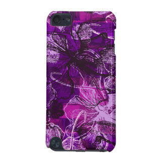 Wahine Lace Hawaiian iPod Touch Cases