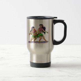 WaHiNeS Hula Travel Mug