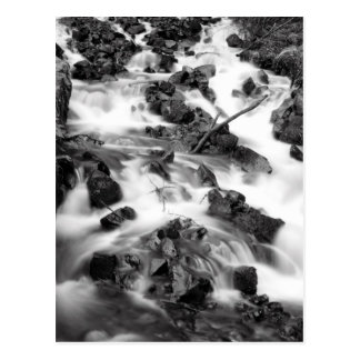 Wahkeena Falls Oregon Postcard