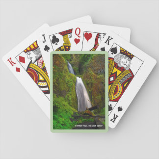 Wahkeena Falls Playing Cards Deck #1