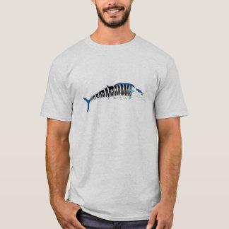 Wahoo Fish Artwork Shirt