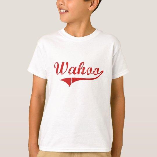 Wahoo Nebraska Classic Design T-Shirt