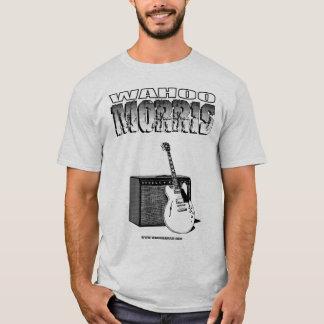 WahooMorris_Guitar&Amp Design T-Shirt