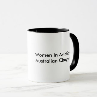 WAI Australian Chapter Coffee Mug