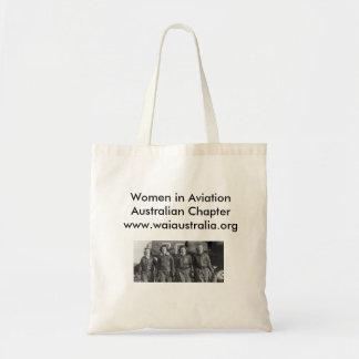 WAIAustralian chapter Tote Bag