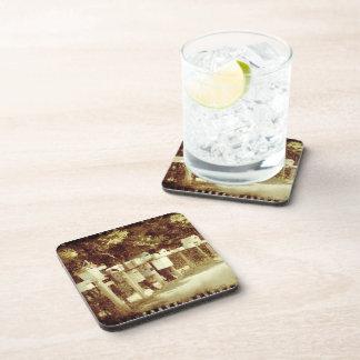 """""""Waiheke Island"""" - Waiheke Letter Boxes Drink Coasters"""