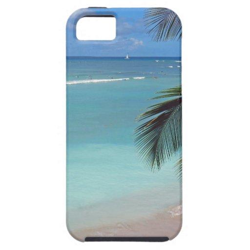 Waikiki Beach Case For iPhone 5/5S
