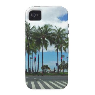 Waikiki Beach Hawaii iPhone 4/4S Cases
