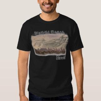Waikiki Beach Hawaii guys shirt