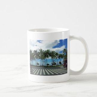 Waikiki Beach Hawaii Mug
