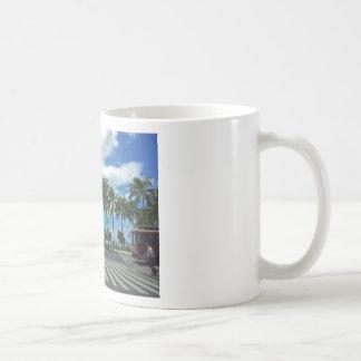 Waikiki Beach Hawaii Mugs