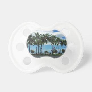 Waikiki Beach Hawaii Pacifiers