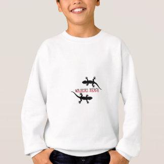 waikiki beach Hawaii Sweatshirt