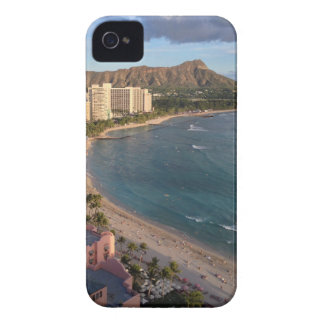 Waikiki Beach iPhone 4 Cover