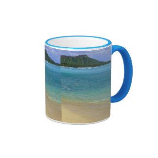 Waikiki Beach Coffee Mug