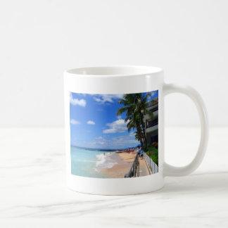 Waikiki Beach, Oahu, Hawaii Coffee Mugs