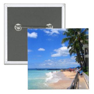 Waikiki Beach Oahu Hawaii Pin