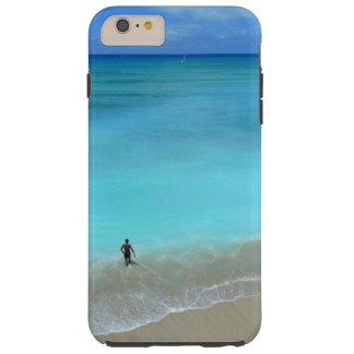 Waikiki Beach Tough iPhone 6 Plus Case