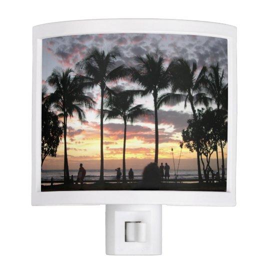 Waikiki HI Nightlight Nite Lights