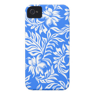 Waikiki Hibiscus Hawaiian iPhone 4 Cases