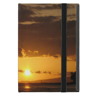 Waikiki Sunset Cover For iPad Mini