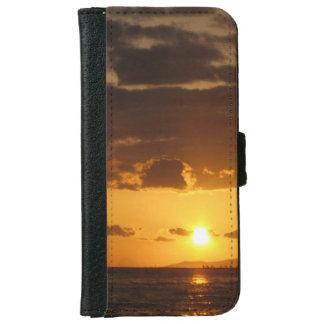 Waikiki Sunset iPhone 6 Wallet Case