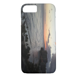 Waikiki Sunset iPhone 7 Case