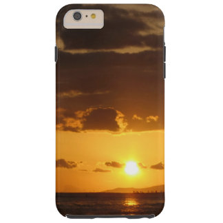 Waikiki Sunset Tough iPhone 6 Plus Case