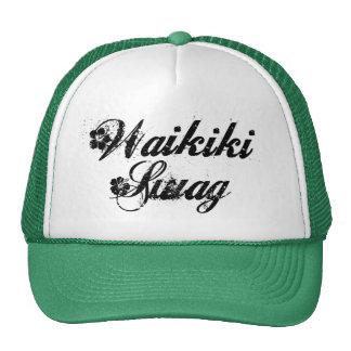 Waikiki Swag Trucker Hats