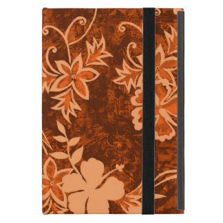 Waimanalo Hawaiian Hibiscus Powis iCase iPad Mini Cover For iPad Mini
