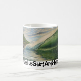 Waimea Bay, Hawaii Coffee Mug