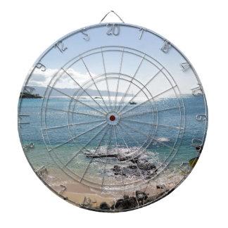 waimea bay panorama dartboard