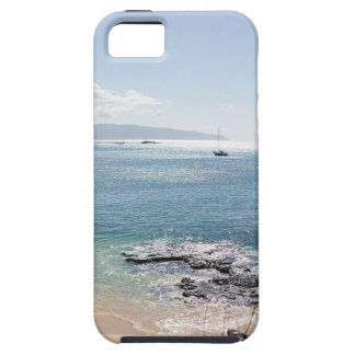 waimea bay panorama iPhone 5 case