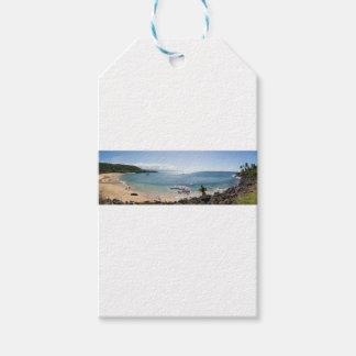 waimea bay panorama pack of gift tags