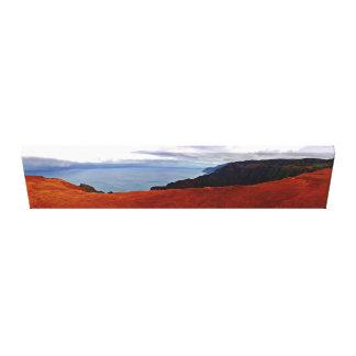 Waimea Canyon - by Mark Canvas Print