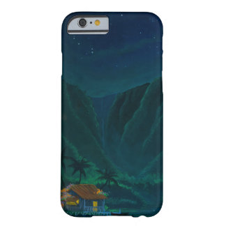 Wainiha Valley Home on a Starry Night Barely There iPhone 6 Case