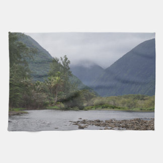 Waipio Valley Kitchen Towel