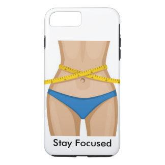 Waist Training iPhone 7 Plus Case