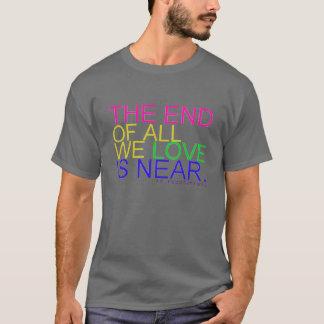 WAIT A MINUTE HERE - Robotanists T T-Shirt