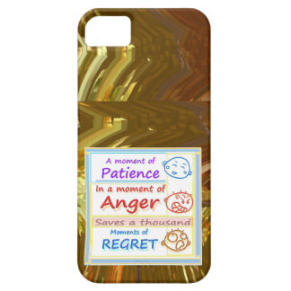 Wait a MOMENT and Reflect Case For The iPhone 5