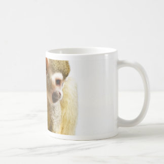 Wait for mom love monkey rainforest tree snout classic white coffee mug
