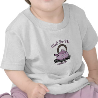 Wait For The Whistle T Shirt