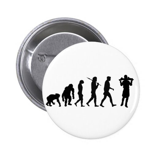 Waiter Caterer Chef Cooks Food lovers gifts Pin