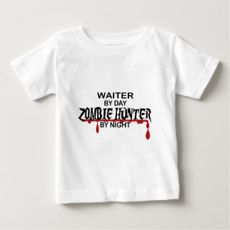 Waiter Zombie Hunter Baby T-Shirt
