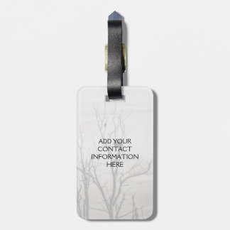 Waiting for Life Luggage Tag