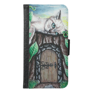 Waiting For My Friend Wallet Phone Case