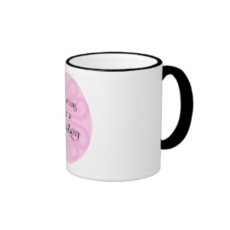 Waiting For My Mr Darcy Ringer Coffee Mug