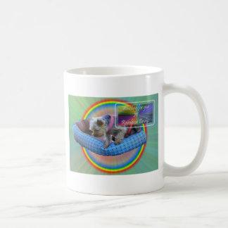 Waiting for you at the Rainbow Bridge Coffee Mug