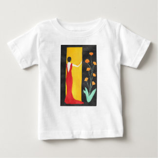Waiting For You Baby T-Shirt