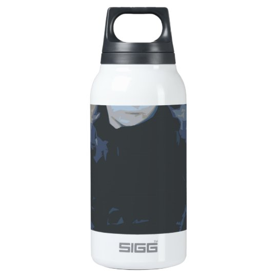 Waiting Gal Insulated Water Bottle